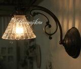 【アンティーク 照明】【最安値】 【】【LED電球対応】FC-W10A318ウォールランプ 【アリスの時間】