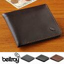 ベルロイ 財布 Hide & Seek bellroy  二つ折り カード コンパクト スリム お財布 収納  レザー