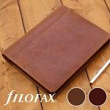 ファイロファックス filofax ロックウッド Lockwood A5 Cognac システム手帳 021693