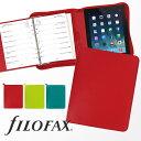 サフィアーノ Saffiano iPad 2/3/4 ケース ファイロファックス filofax システム手帳 ノートパッドホルダー 一体型 iPadケース 多機能ホルダー【楽ギフ_包装】