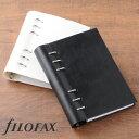 ファイロファックス filofax クリップブック Clipbook バイブルサイズ ノートブック Notebook レザー調ポリウレタン システム手帳 ギフト プレゼント 贈り物 メンズ レディース【楽ギフ_包装】