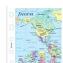 ワールドマップ スモール システム手帳用 ファイロファックス filofax 211904【楽ギフ_包装】