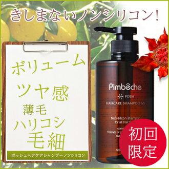 Special price! Pan bash posh hair care shampoo NS 500ml silicone free 500 mL silicone free shampoo Non-Silicon Shampoo 10P01Sep13