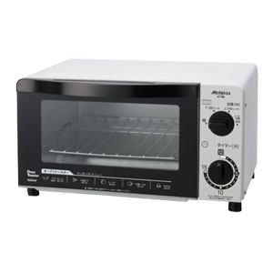 ホワイト アビテラックス オーブン トースター