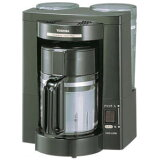 【納期約7〜10日】HCD-L50M(K)ブラック  [TOSHIBA 東芝] コーヒーメーカー HCDL50MK