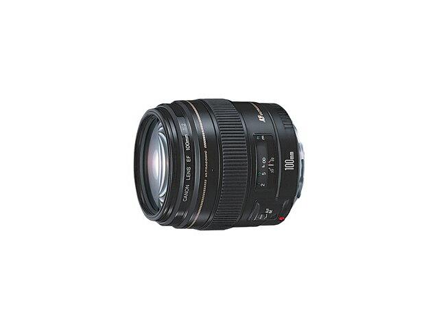 【納期約1〜2週間】EF10020U 【送料無料】[canon キヤノン] EFレンズ B系 EF100mm F2 USM EF10020U