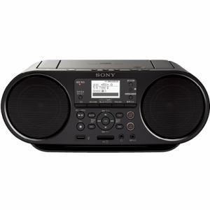 ☆【在庫有り翌営業日発送OK】ZS-RS80BT 【送料無料】[SONY ソニー] CDラジオ  ZSRS80BT