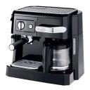 ★★BCO410J-B ブラックデロンギ エスプレッソマシン兼用 コーヒーメーカー BCO410JB