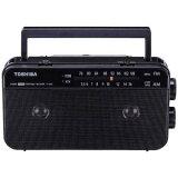 【納期約7〜10日】TY-AR55K [TOSHIBA 東芝] FM/AM ステレオラジオ ブラック TYAR55K
