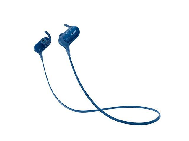 【納期約7〜10日】MDR-XB50BS L [SONY ソニー] ワイヤレスステレオヘッドセット MDRXB50BSL ブルー