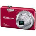 【納期約1〜2週間】EX-ZS29RD [CASIO カシオ] コンパクトデジタルカメラ 「EXILIM(エクシリム)」 レッド EXZS29RD