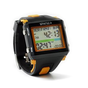 SPT-100-OR orange [SPINTSO スピンツオ] REFEREE WATCH referee watch