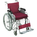 Wheelchair S-15 self-run-type wheelchair fs2gm 10P17May13 made by Kowa mill TacaoF () aluminum