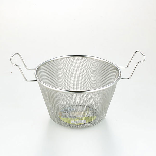 SH7124 boiled things convenient colander deep soaking both hand boil what monkey 22 cm fs04gm