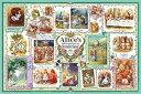 アップルワン ジグソーパズル 1000ピース テニエルコレクション 不思議の国のアリス