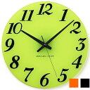 タカタレムノス lemnos 掛け時計 【送料無料】 type MARU タイプ マル GRL13-01 発光 掛時計 光る 壁掛け 壁掛け時計 時計 おしゃれ 人気 デザイン インテリア 北欧 シンプル クロック 楽天 305252