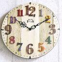 掛け時計 電波時計 AMBERG アンベルク 北欧 おしゃれ かわいい 時計 壁掛け 壁掛け時計 電波
