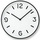 タカタレムノス lemnos 掛け時計 MONO Clock モノクロック レムノス LC10-20 A LC10-20 B アルミ 壁掛け 壁掛け時計 掛時計 時計 おし..
