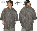 AFO Deauville Shirts VIP 半袖シャツ BIGサイズ3XL〜 大きいサイズ メンズ シャツ 2L 3L 4L 5L XL XXL XXXL XXXXL キングサイズ ビックサイズ