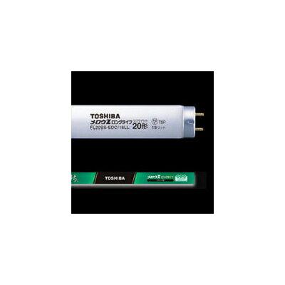 ☆東芝 メロウZ ロングライフ 直管形蛍光ランプ(蛍光灯) スタータ形 20形 クリアナチュラルライト 【25本入り】 FL20SSENC18LLN