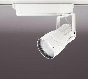 ☆ODELIC 蛍光灯 LEDスポットライト ナトリウム 高効率タイプ 配線ダクトレール用 CDM−T70W相当 オフホワイト 14° HID 32VA 電球色 3000K 調光非対応 XS411165:オールライト【送料無料】