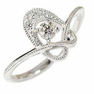 流れ星 ダイヤモンド リング 18金 ルメート ピンキー 指輪【送料無料】 【選べる素材】流れ星 ダイヤモンド 18金 リング ダイヤ 指輪