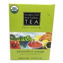 ハワイアンナチュラルティー ハーブティー ハワイの紅茶 パッションフルーツオレンジ 爽やかで甘い香り パッションフルーツ オレンジティー ギフトに最適