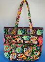 《送料無料》ヴェラ・ブラッドリー(Vera Bradley) LサイズハワイのAulaniディズニーショップで直接買い付けの限定ミッキーマウス トートバッグ