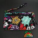 《送料無料》ヴェラ・ブラッドリー(Vera Bradley)お財布 Wallet(ウォレット)ハワイのAulaniディズニーショップで直接買い付けの限定ミッキーマウス お財布