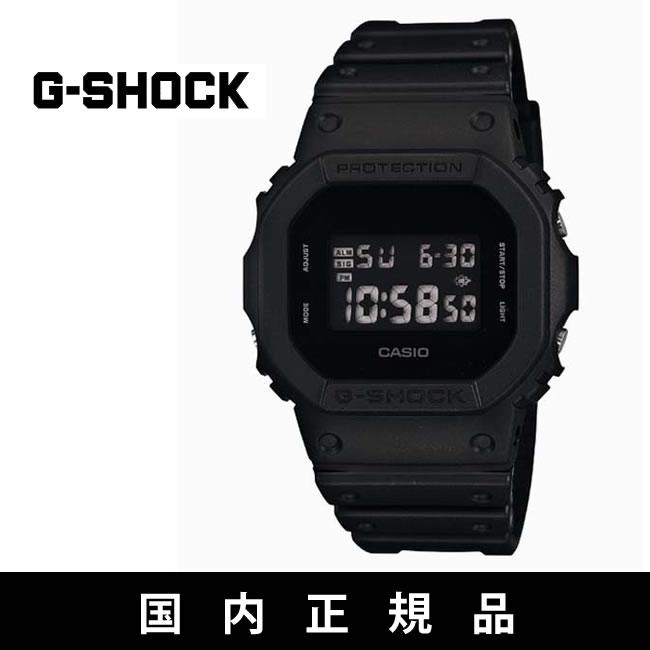 Gショック DW-5600BB-1JF