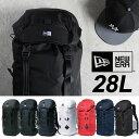 ニューエラ バックパック NEWERA RUCKSACK [28L] リュック ラックサック バッグ デイパック 鞄 カバン bag キャップ【SPS12】