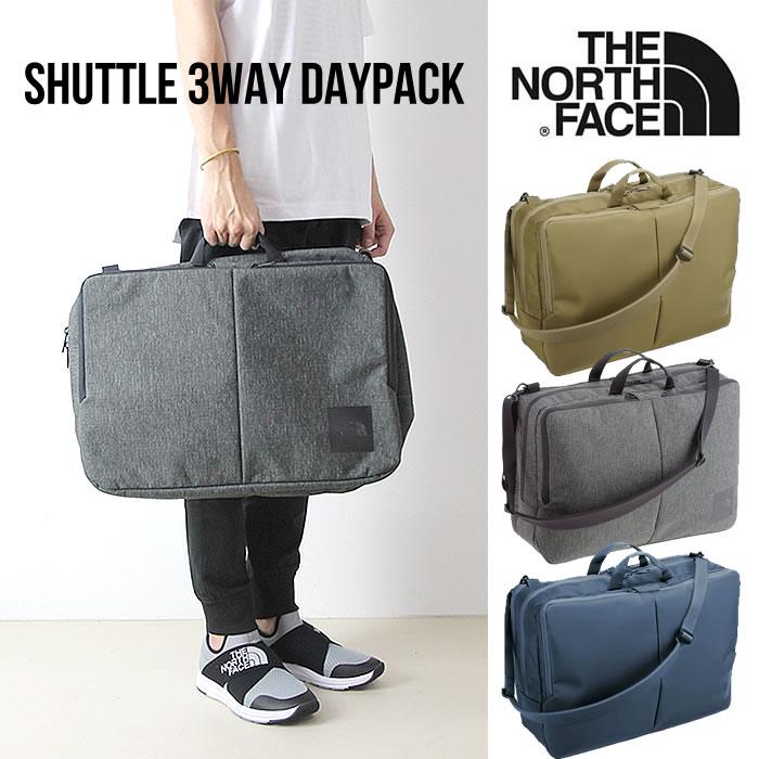ノースフェイス 3Wayバッグ THE NORTH FACE [ NM81601 ] SHUTTLE 3WAY DAYPACK シャトル3ウェイデイパック ショルダー バッグ カバン [0510]【SPS】