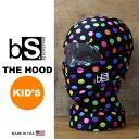 Blackstrap / ブラックストラップ THE KIDS HOOD [BS58] [POLKA DOTS] 【MADE IN USA】[メール便対応] ジ...