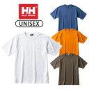 ヘリーハンセン Tシャツ Helly Hansen [ HE61861 ] S/S HH S LOGO TEE HHスモールロゴティー [メール便][0415]【SPS03】