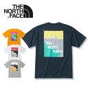 ショッピングnorth 【25日は全品P5〜10倍】ノースフェイス Tシャツ THE NORTH FACE [ NT32012 ] S/S SNOW Mountain Tee 半袖 [メール便][0615]
