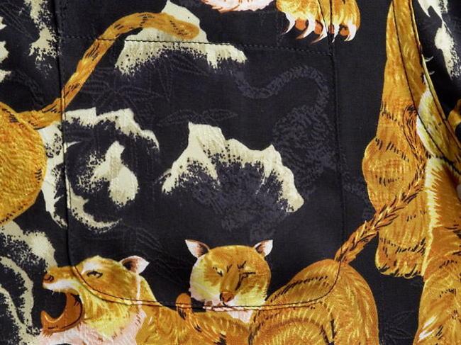 半袖アロハシャツ メンズ 半袖 MAKANA ...の紹介画像2