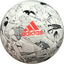 アディダス ツバサ ミニ サインボール リフティング 白色×黒色 AFMS167WBK サッカー 練習球 1号球 adidas