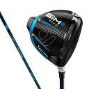 テーラーメイド SIM2 MAX -D シム2マックス ドライバー ゴルフ TENSEI BLUE TM50 2021年 メンズ TaylorMade