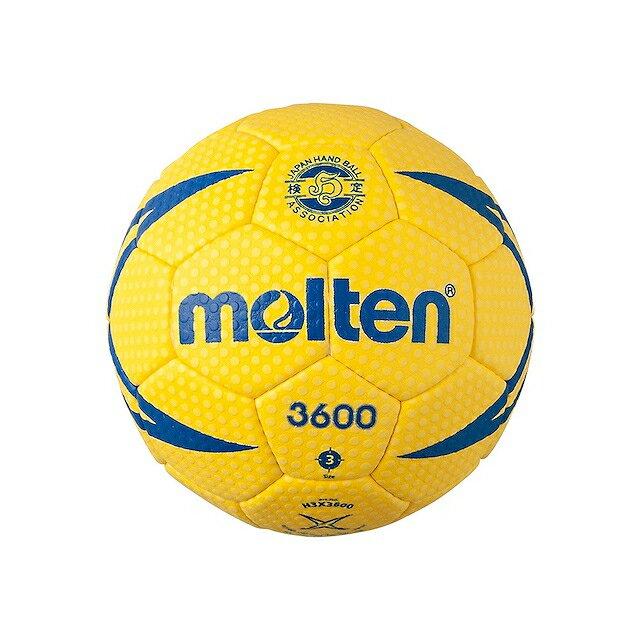 モルテン ハンドボール 3号 試合球 ヌエバX3600 (H3X3600) molten