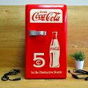 コカ コーラ レトロ 冷蔵庫 28缶 Coca Cola CCR-12 Retro Fridge 家電