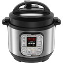 マルチクッカー 炊飯器 圧力鍋 12カップ Instant Pot Duo Mini 3 Qt 7-in-1 Multi- Use Programmable Pressure Cooker, Slow Cooker, Rice Cooker, Steamer, Sauté, Yogurt Maker and Warmer 家電
