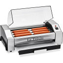 ホットドッグローラー ソーセージグリル 6本焼き La Trevitt Hot Dog Roller- Sausage Grill Cooker Machine- 6 Hot Dog Capacity 家電