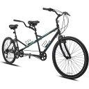 タンデム 自転車 二人乗り 26インチ ケント Kent 26