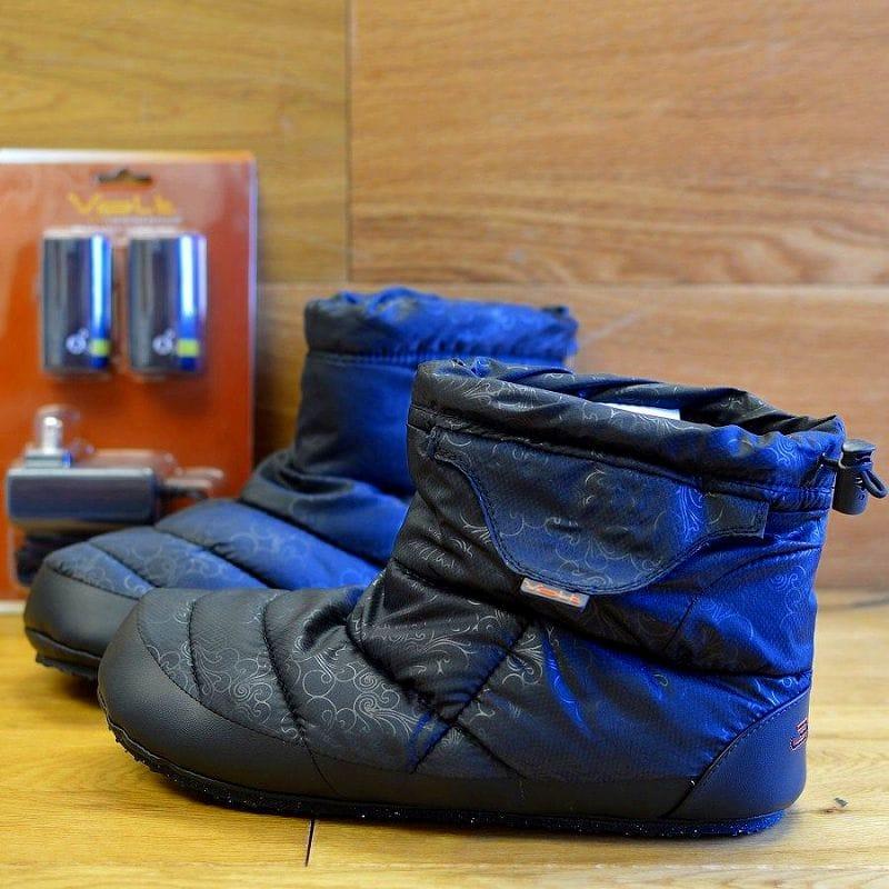 充電式あったか靴 最大7時間 Gen IV Heated Slippers by Volt