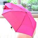 ダベック トラベラー 自動開閉式 折りたたみ傘 ピンク 桃Davek Traveler Umbrella Pink