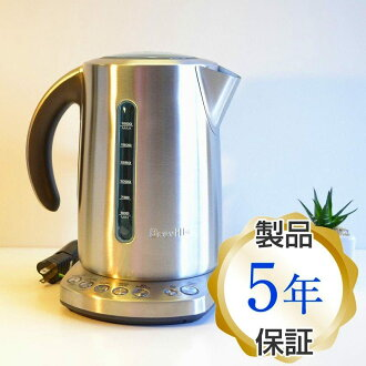 ブレビル 預設電熱水壺電熱水壺佈雷維爾 BKE820XL 可變溫度水壺