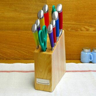 Cuisinart Arista 集合刀套 11 片刀塊套餐具刀 Arista 集合 Cuisinart 11 片