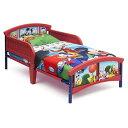 子供用 ベッド プラスチック製 ミッキーマウス ドナルド ディズニー 幼児 Delta Children Plastic Toddler Bed, Disney Mickey Mouse
