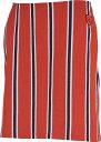 ルコック レディース ゴルフウェア QGL8871 R453 バルドー キュロット スカート インナーパンツ付 2015FWCZ