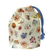 【アンパンマン】[ANC-600]コップ袋(青)[011360]